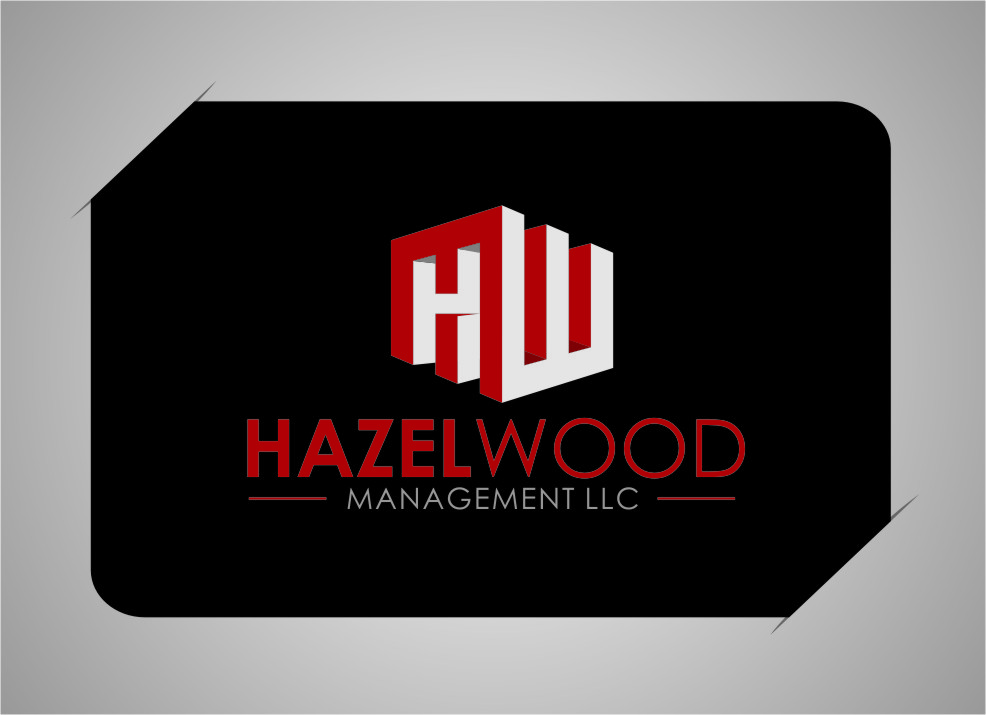 Logo Design by RasYa Muhammad Athaya - Entry No. 137 in the Logo Design Contest Hazelwood Management LLC Logo Design.