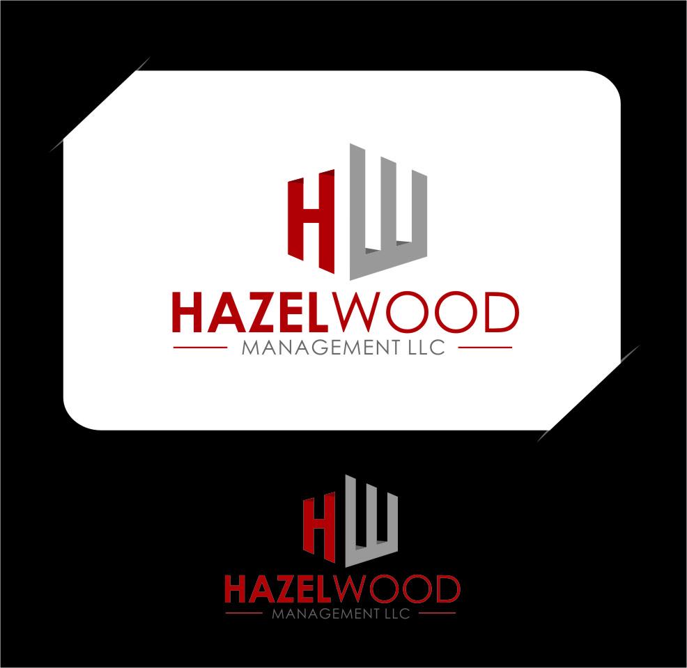 Logo Design by RasYa Muhammad Athaya - Entry No. 139 in the Logo Design Contest Hazelwood Management LLC Logo Design.