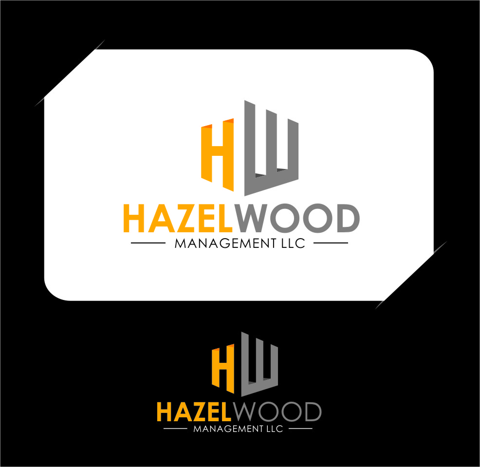 Logo Design by Ngepet_art - Entry No. 140 in the Logo Design Contest Hazelwood Management LLC Logo Design.