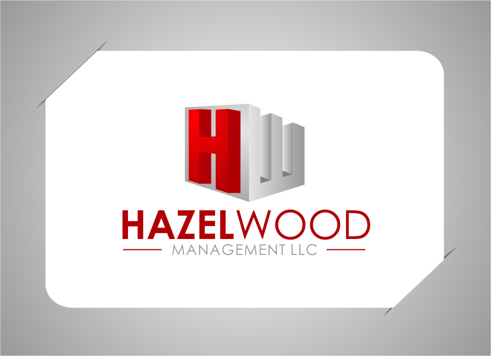 Logo Design by RasYa Muhammad Athaya - Entry No. 143 in the Logo Design Contest Hazelwood Management LLC Logo Design.