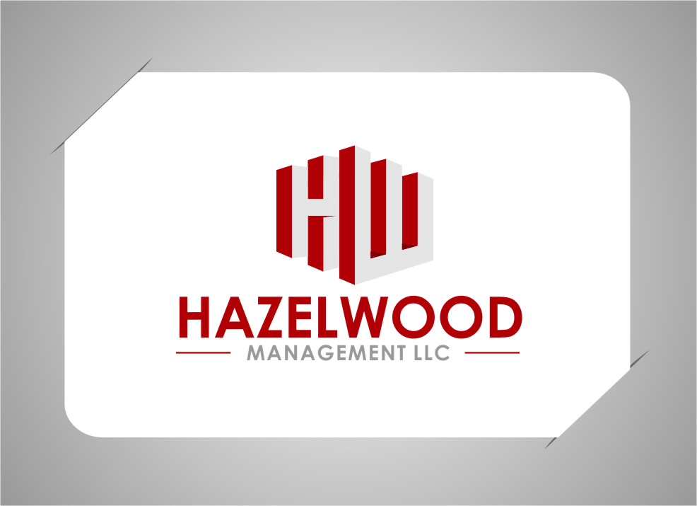 Logo Design by RasYa Muhammad Athaya - Entry No. 144 in the Logo Design Contest Hazelwood Management LLC Logo Design.