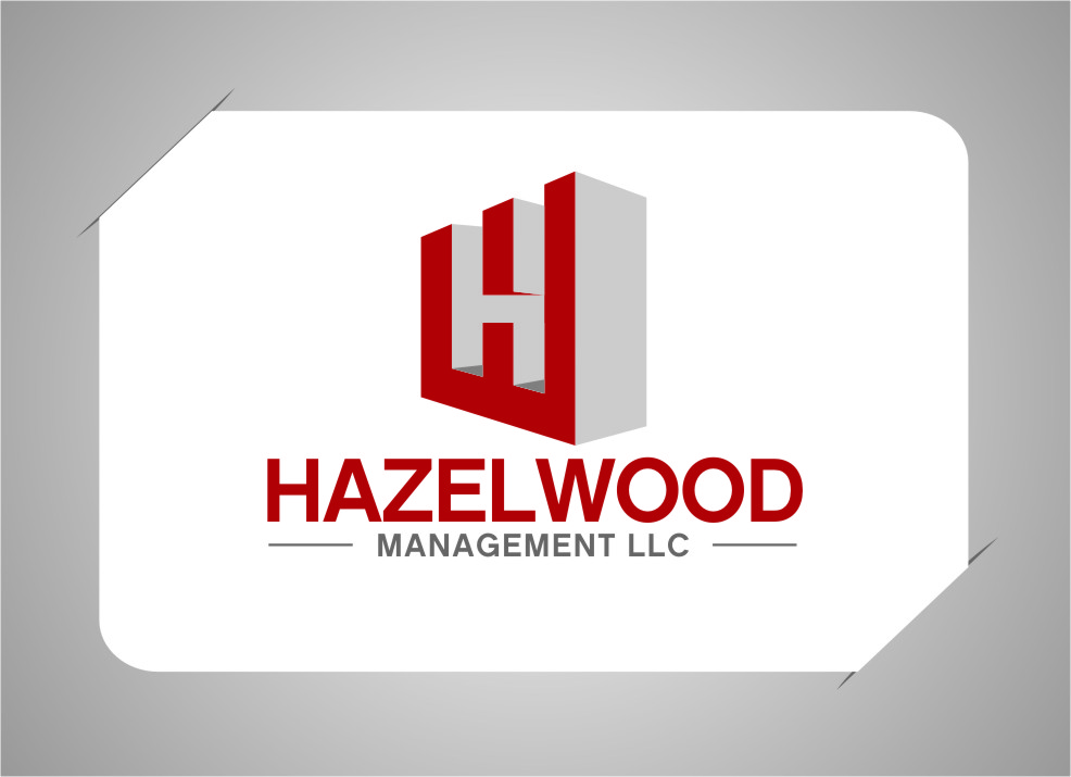 Logo Design by RasYa Muhammad Athaya - Entry No. 145 in the Logo Design Contest Hazelwood Management LLC Logo Design.
