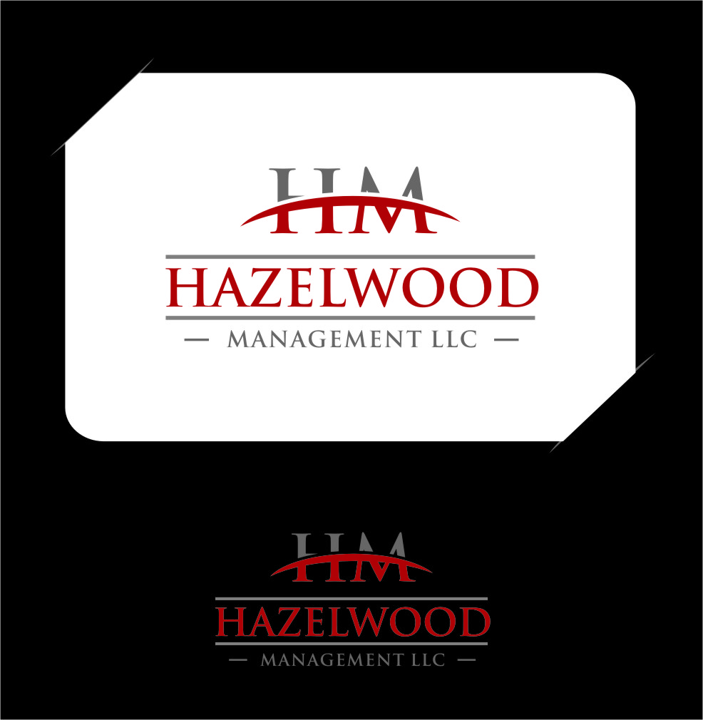 Logo Design by RasYa Muhammad Athaya - Entry No. 149 in the Logo Design Contest Hazelwood Management LLC Logo Design.