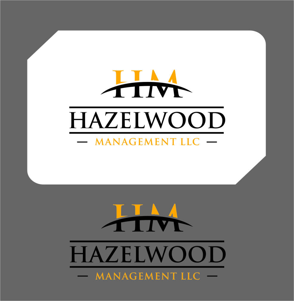 Logo Design by RasYa Muhammad Athaya - Entry No. 151 in the Logo Design Contest Hazelwood Management LLC Logo Design.