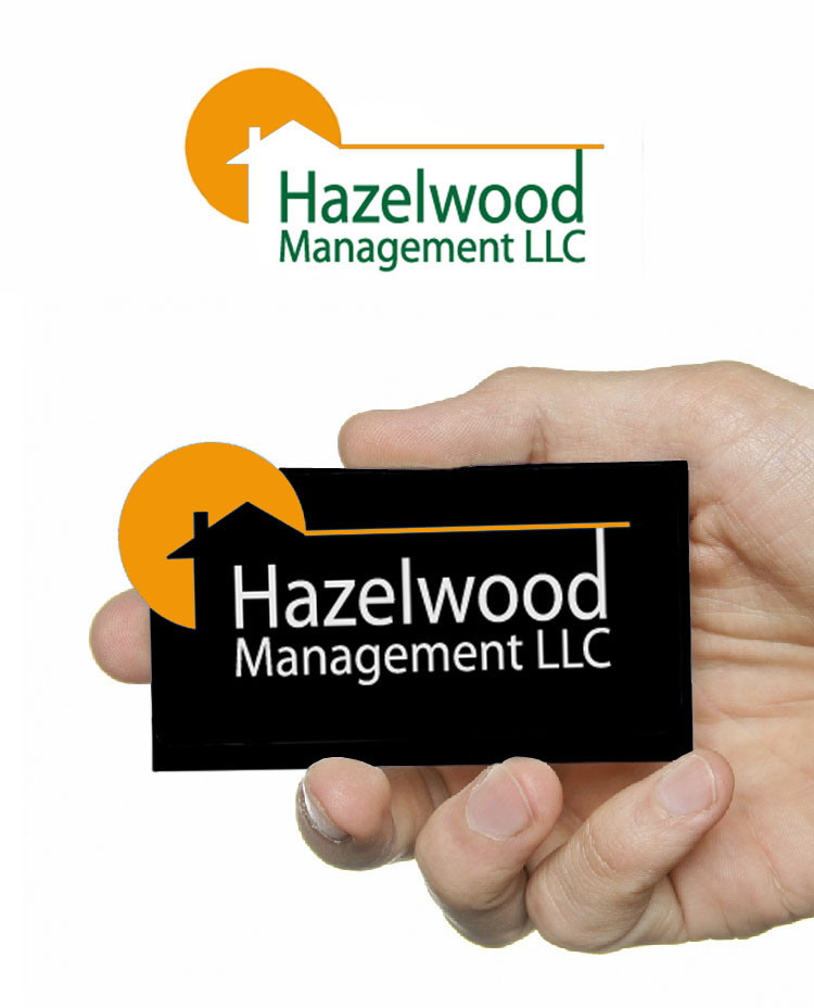 Logo Design by Nirmali Kaushalya - Entry No. 155 in the Logo Design Contest Hazelwood Management LLC Logo Design.