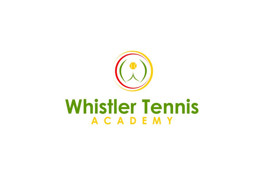Logo Design by Agus Martoyo - Entry No. 66 in the Logo Design Contest Imaginative Logo Design for Whistler Tennis Academy.