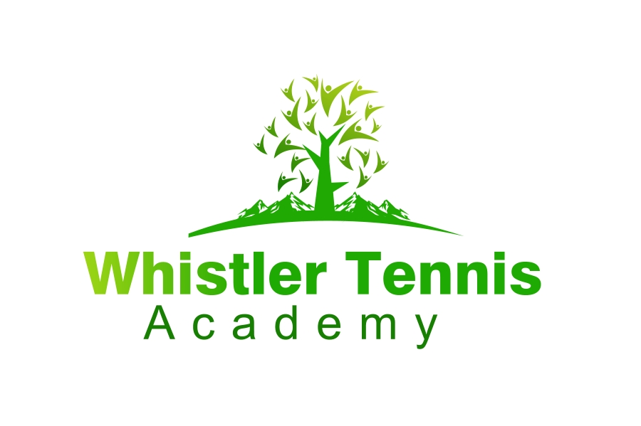 Logo Design by Private User - Entry No. 67 in the Logo Design Contest Imaginative Logo Design for Whistler Tennis Academy.