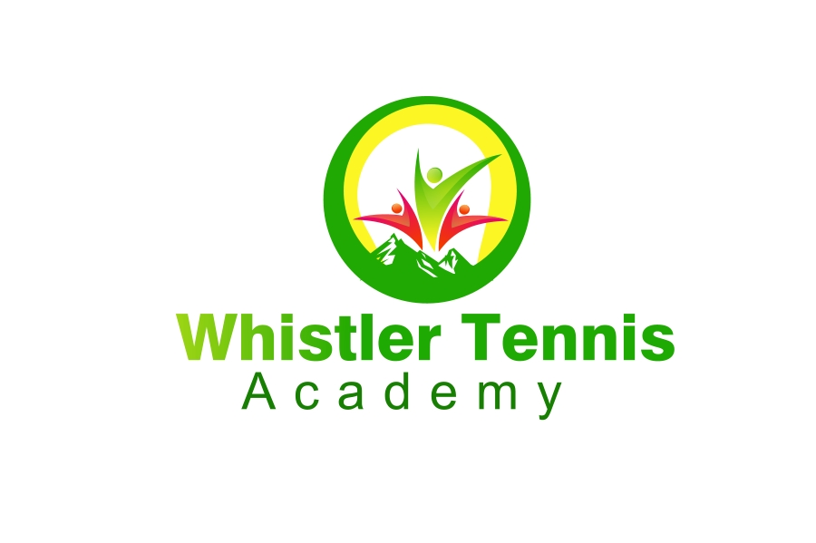 Logo Design by Private User - Entry No. 69 in the Logo Design Contest Imaginative Logo Design for Whistler Tennis Academy.