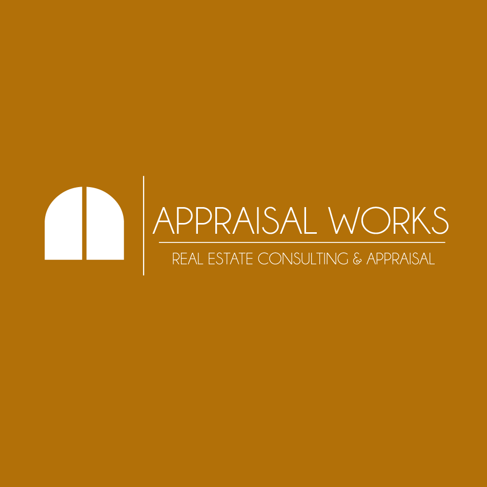 Logo Design by moonflower - Entry No. 2 in the Logo Design Contest Appraisal Works Logo Design.