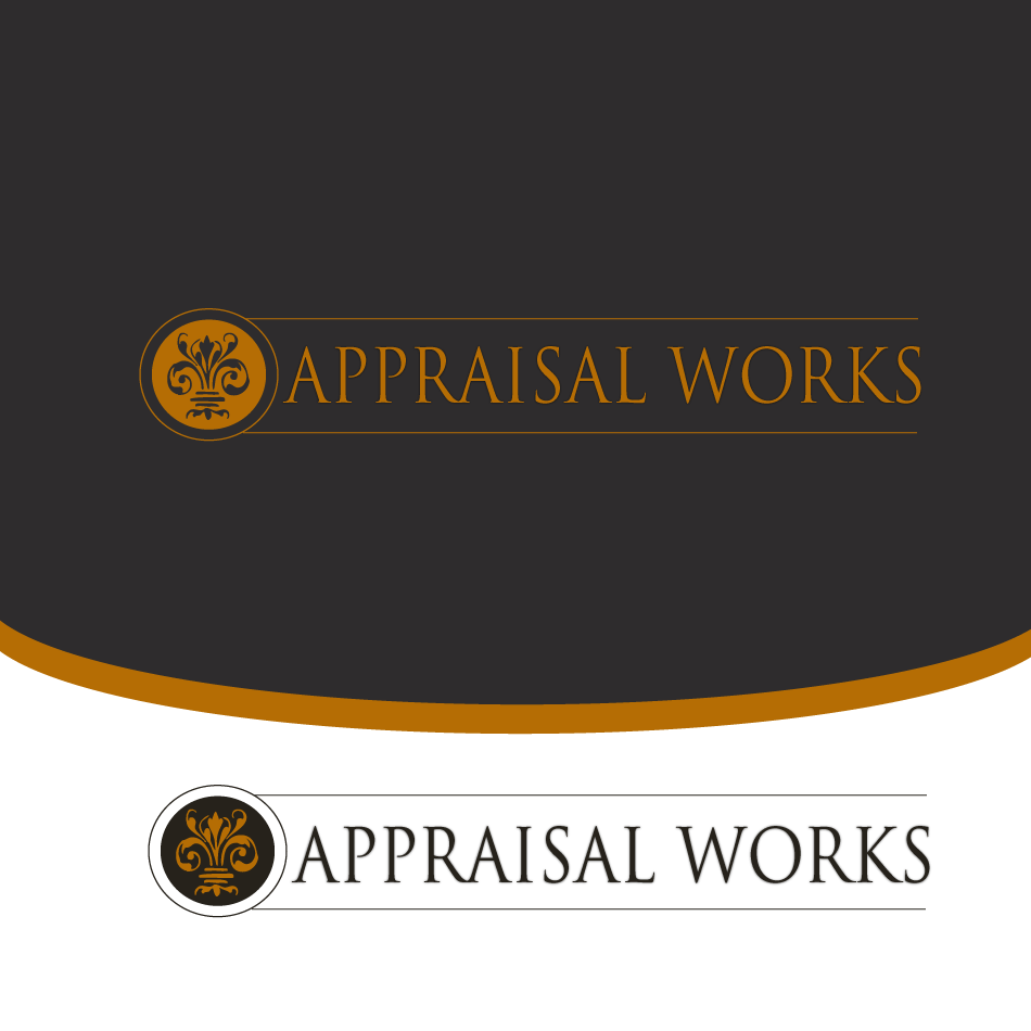 Logo Design by moonflower - Entry No. 4 in the Logo Design Contest Appraisal Works Logo Design.