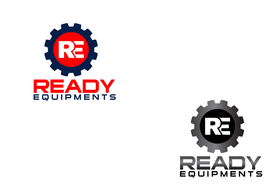 Logo Design by brands_in - Entry No. 74 in the Logo Design Contest Ready Equipment  Logo Design.
