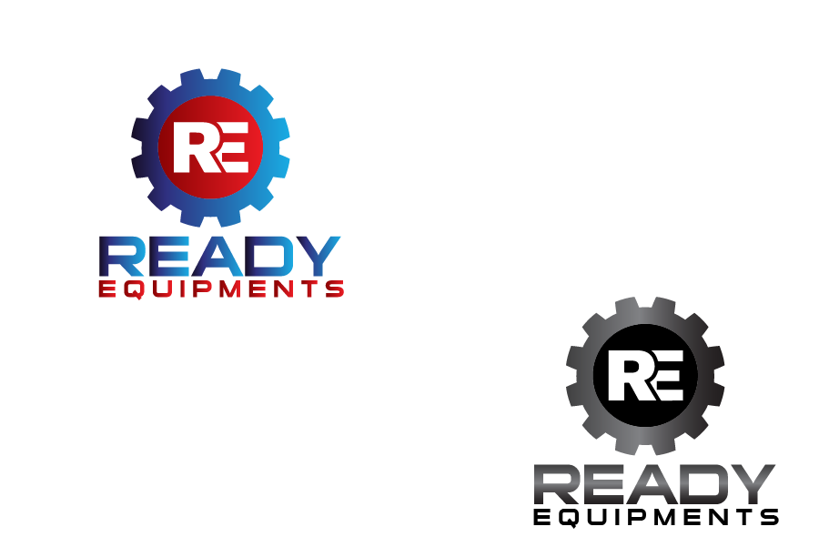 Logo Design by brands_in - Entry No. 76 in the Logo Design Contest Ready Equipment  Logo Design.