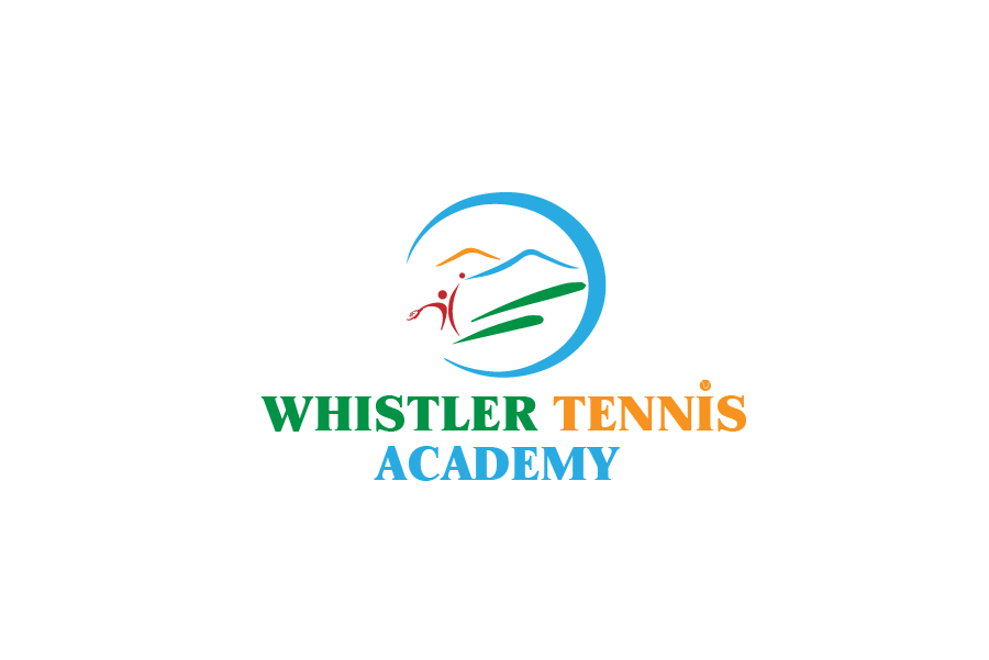 Logo Design by Private User - Entry No. 78 in the Logo Design Contest Imaginative Logo Design for Whistler Tennis Academy.