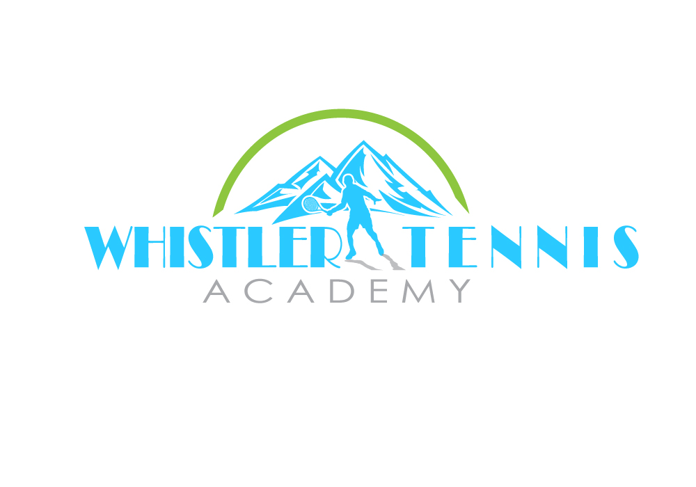 Logo Design by Amianan - Entry No. 79 in the Logo Design Contest Imaginative Logo Design for Whistler Tennis Academy.