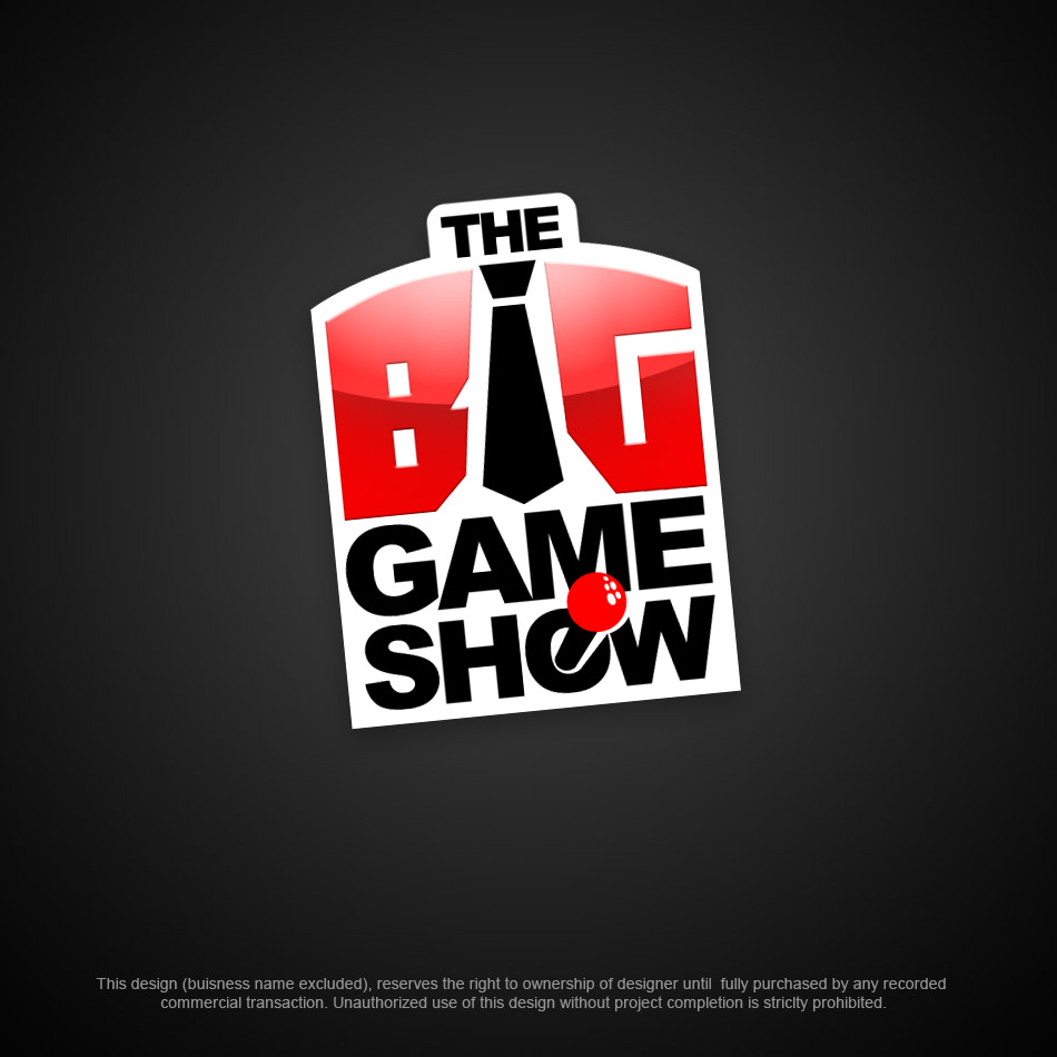 Logo Design by pinoybasket - Entry No. 15 in the Logo Design Contest The Big Game Show logo.
