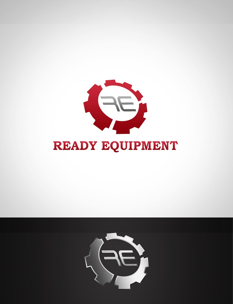 Logo Design by Respati Himawan - Entry No. 79 in the Logo Design Contest Ready Equipment  Logo Design.