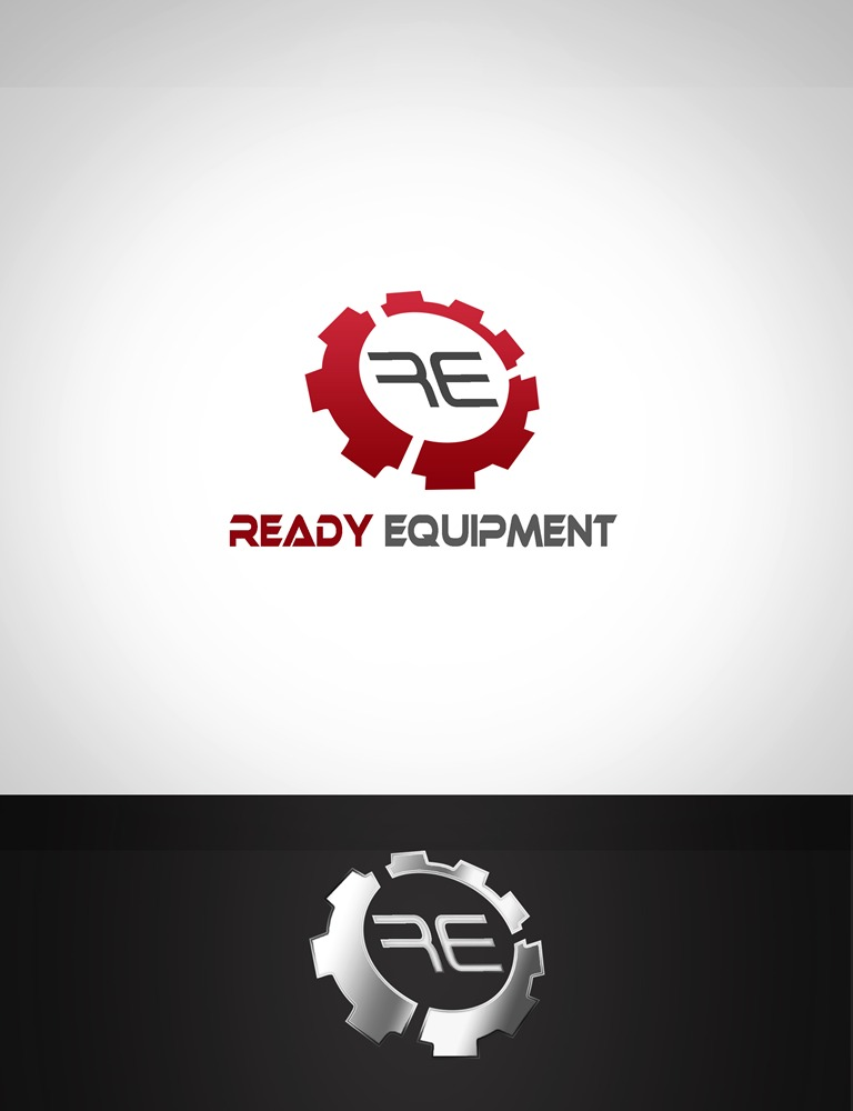 Logo Design by Respati Himawan - Entry No. 80 in the Logo Design Contest Ready Equipment  Logo Design.