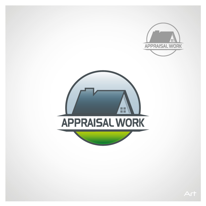 Logo Design by Puspita Wahyuni - Entry No. 19 in the Logo Design Contest Appraisal Works Logo Design.
