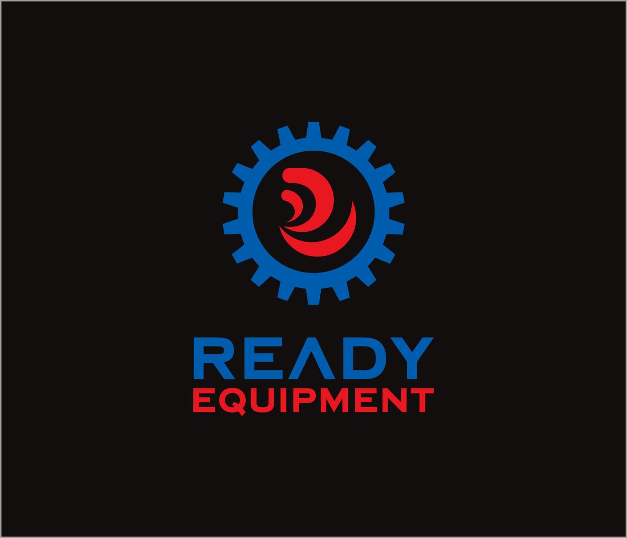 Logo Design by Armada Jamaluddin - Entry No. 91 in the Logo Design Contest Ready Equipment  Logo Design.