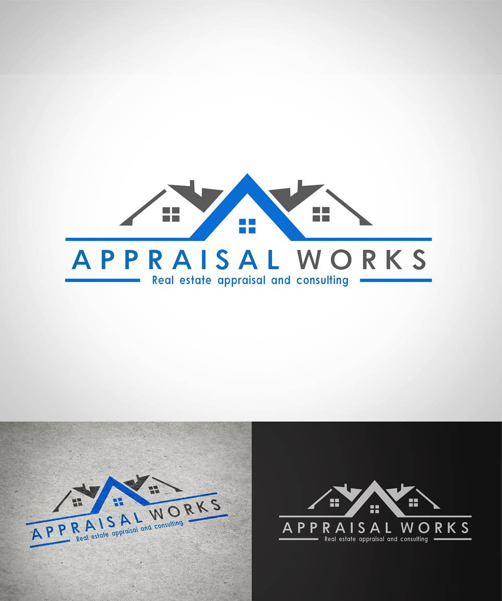 Logo Design by Respati Himawan - Entry No. 24 in the Logo Design Contest Appraisal Works Logo Design.