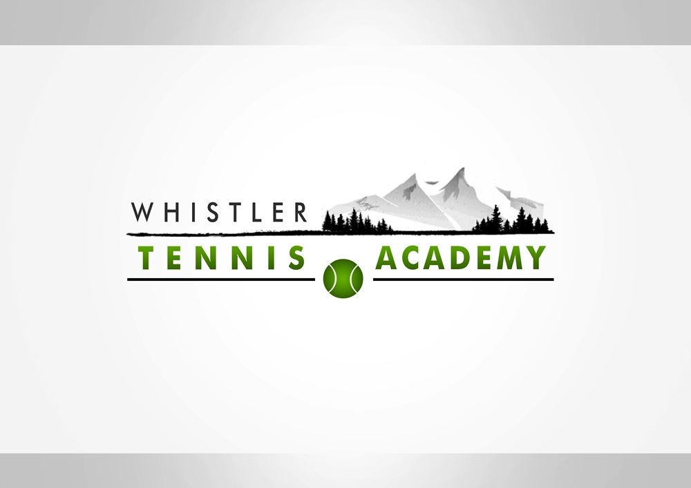 Logo Design by Respati Himawan - Entry No. 88 in the Logo Design Contest Imaginative Logo Design for Whistler Tennis Academy.
