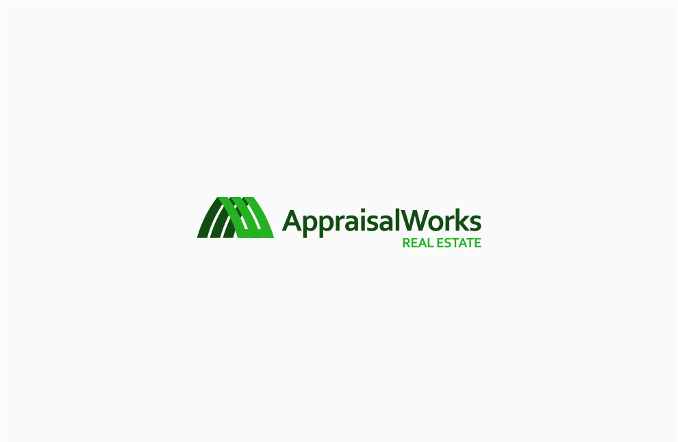 Logo Design by Jorge Sardon - Entry No. 28 in the Logo Design Contest Appraisal Works Logo Design.