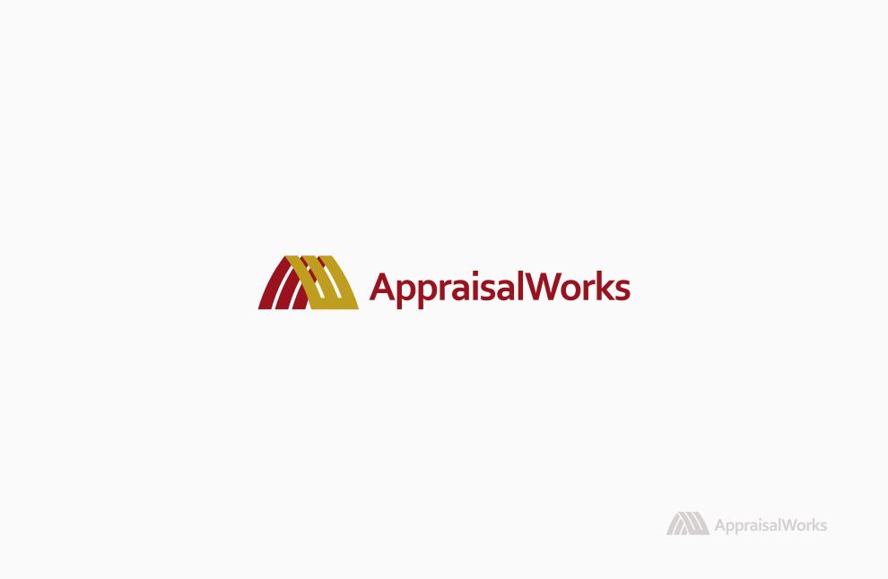 Logo Design by Jorge Sardon - Entry No. 29 in the Logo Design Contest Appraisal Works Logo Design.