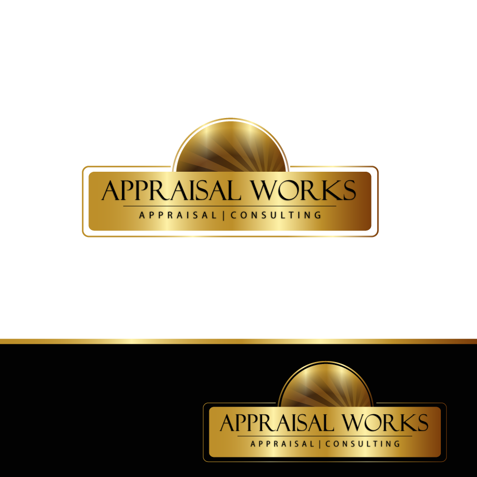 Logo Design by moonflower - Entry No. 35 in the Logo Design Contest Appraisal Works Logo Design.