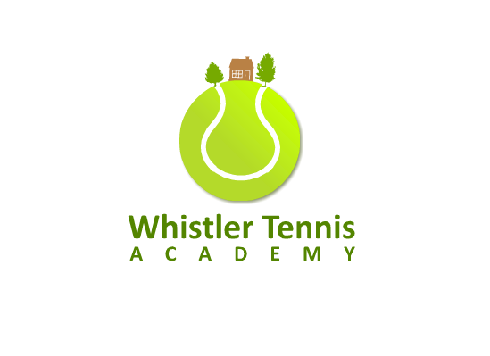 Logo Design by Ismail Adhi Wibowo - Entry No. 90 in the Logo Design Contest Imaginative Logo Design for Whistler Tennis Academy.