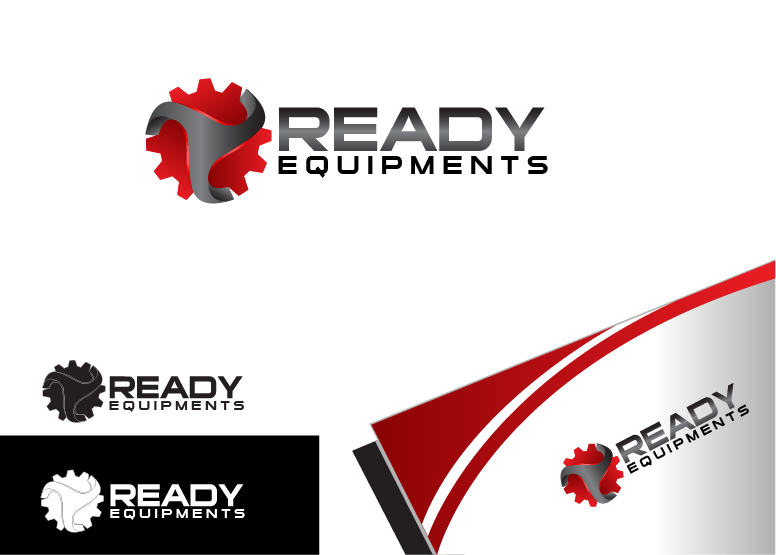 Logo Design by Private User - Entry No. 108 in the Logo Design Contest Ready Equipment  Logo Design.