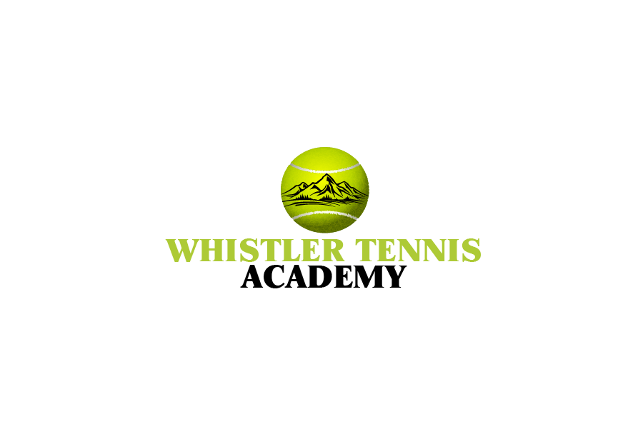 Logo Design by brands_in - Entry No. 105 in the Logo Design Contest Imaginative Logo Design for Whistler Tennis Academy.