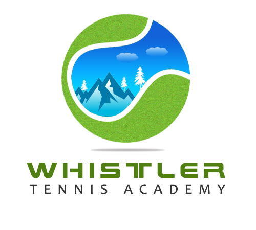 Logo Design by Crystal Desizns - Entry No. 108 in the Logo Design Contest Imaginative Logo Design for Whistler Tennis Academy.