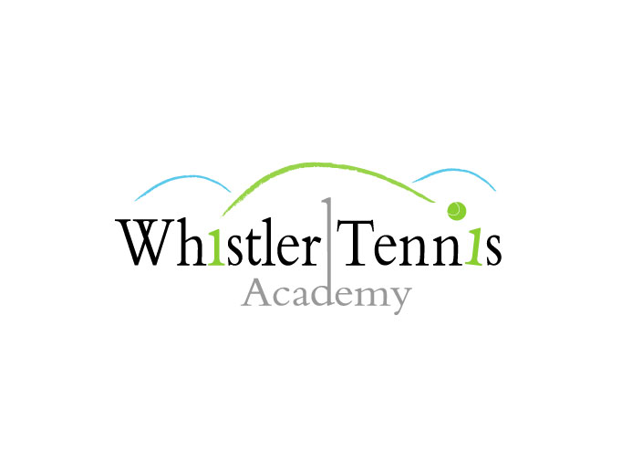 Logo Design by Nirmali Kaushalya - Entry No. 116 in the Logo Design Contest Imaginative Logo Design for Whistler Tennis Academy.