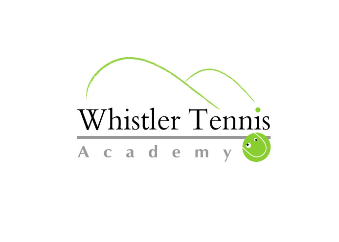 Logo Design by Nirmali Kaushalya - Entry No. 118 in the Logo Design Contest Imaginative Logo Design for Whistler Tennis Academy.