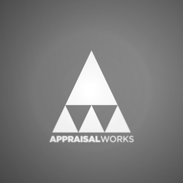Logo Design by Private User - Entry No. 57 in the Logo Design Contest Appraisal Works Logo Design.