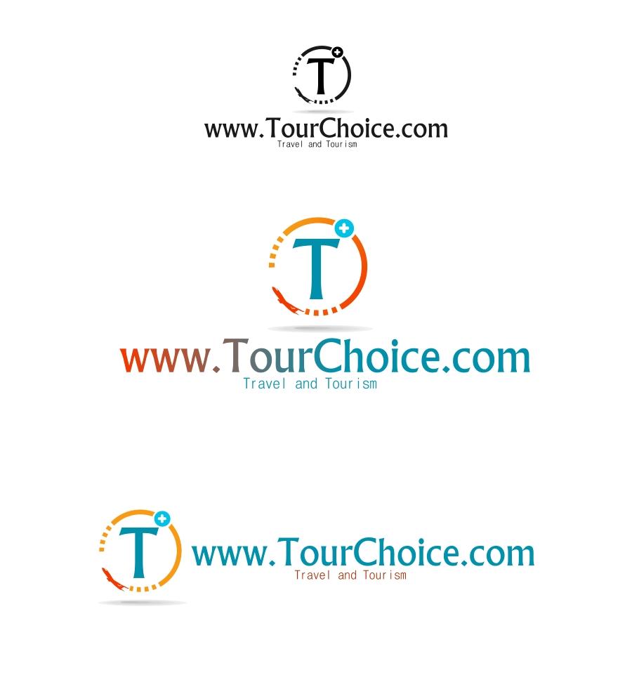 Logo Design by Private User - Entry No. 9 in the Logo Design Contest www.TourChoice.com Logo Design.