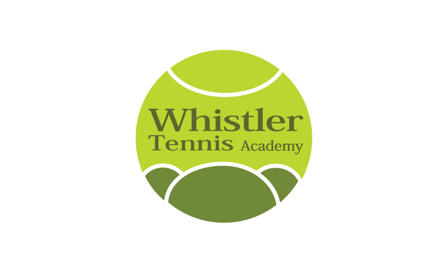 Logo Design by Nirmali Kaushalya - Entry No. 129 in the Logo Design Contest Imaginative Logo Design for Whistler Tennis Academy.