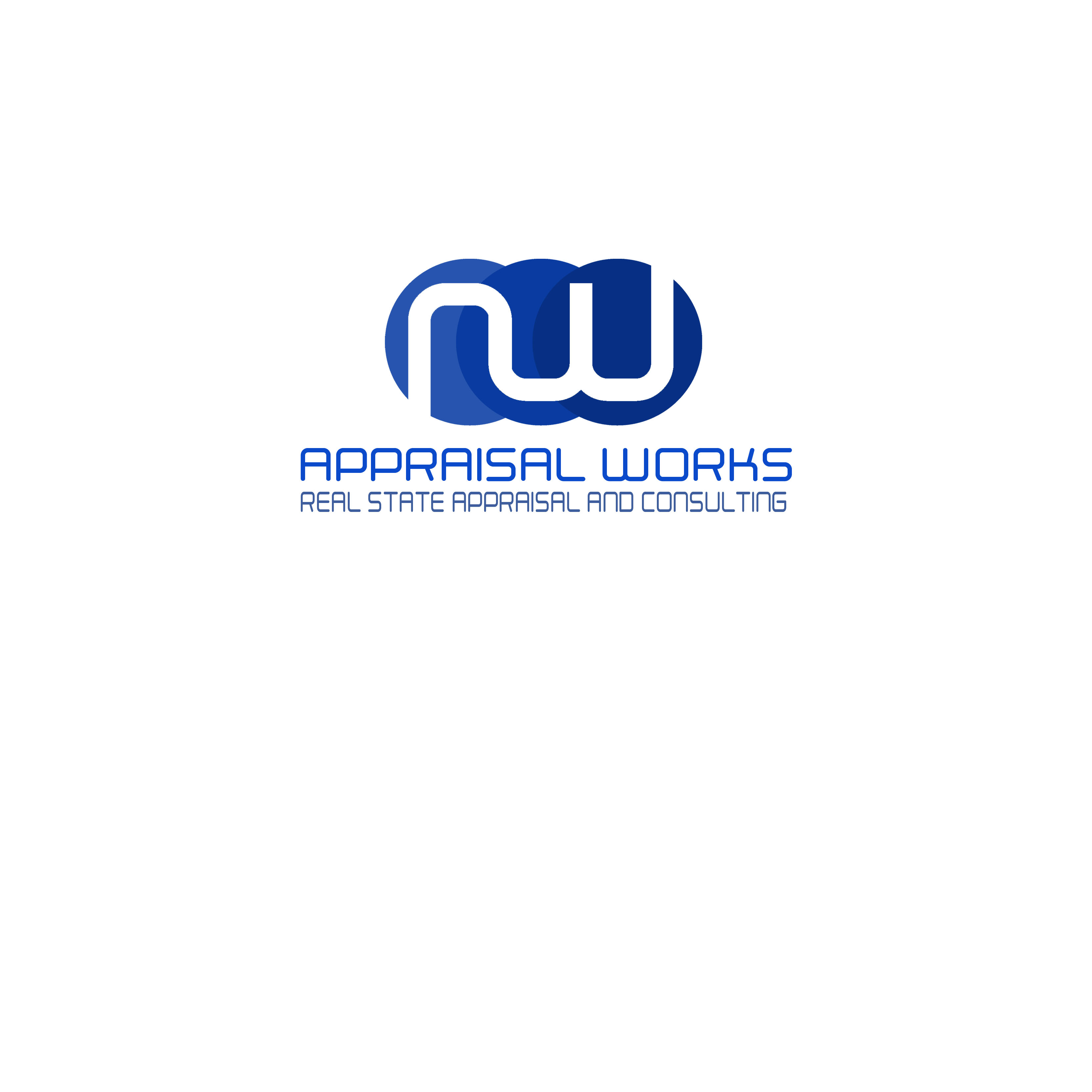 Logo Design by Allan Esclamado - Entry No. 61 in the Logo Design Contest Appraisal Works Logo Design.