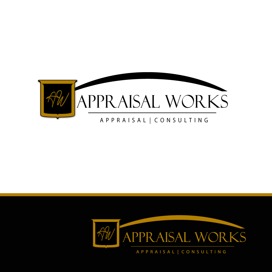 Logo Design by moonflower - Entry No. 65 in the Logo Design Contest Appraisal Works Logo Design.
