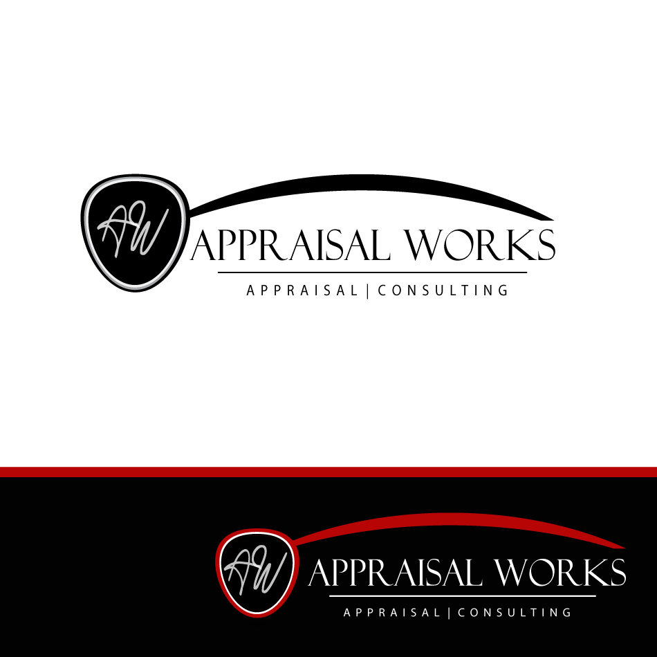 Logo Design by moonflower - Entry No. 69 in the Logo Design Contest Appraisal Works Logo Design.