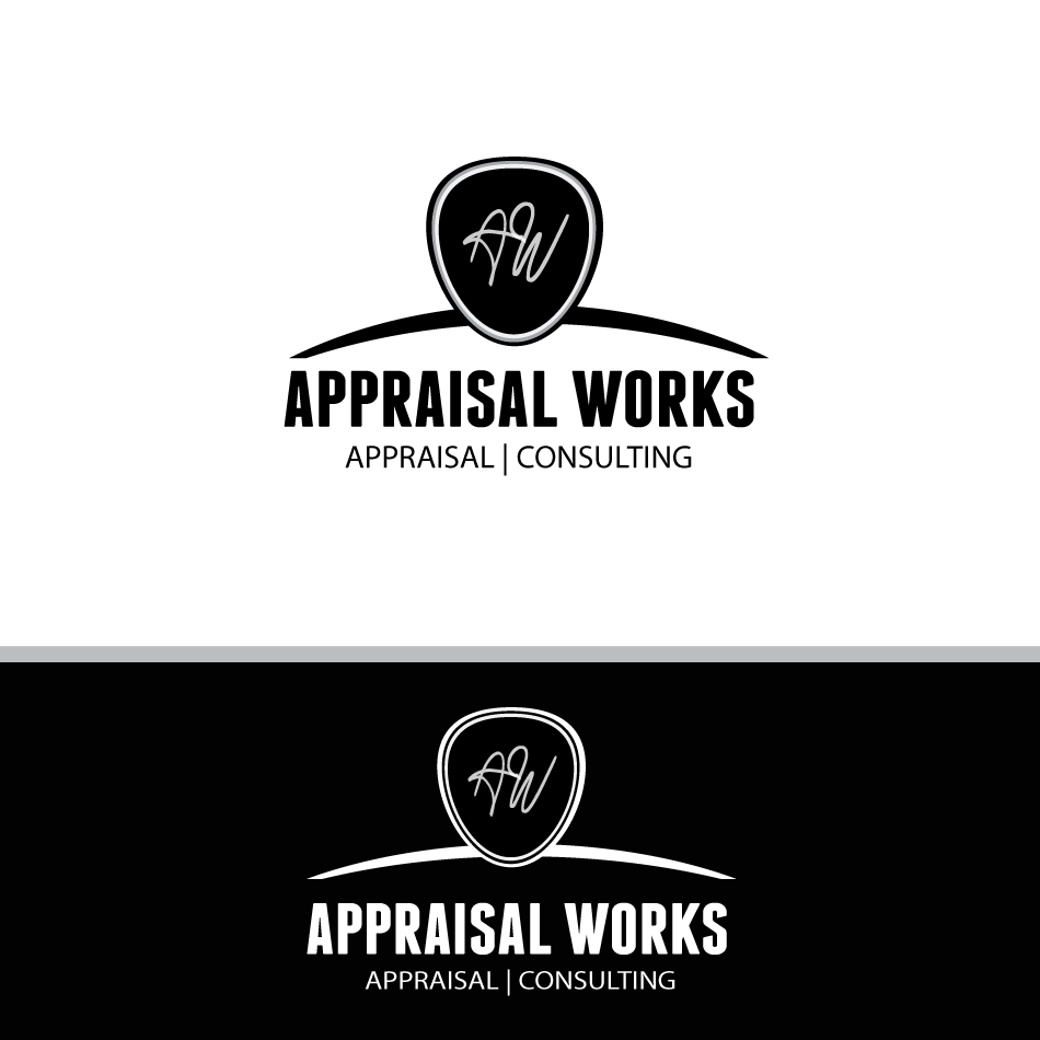 Logo Design by moonflower - Entry No. 70 in the Logo Design Contest Appraisal Works Logo Design.