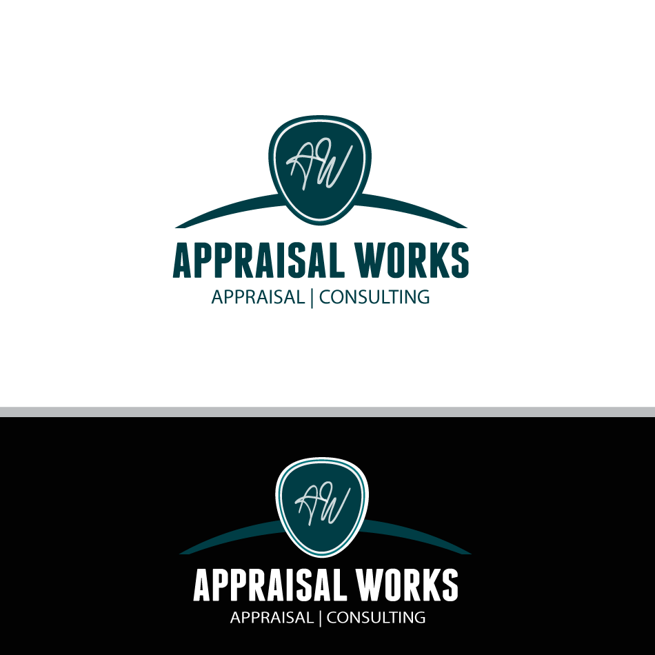 Logo Design by moonflower - Entry No. 71 in the Logo Design Contest Appraisal Works Logo Design.