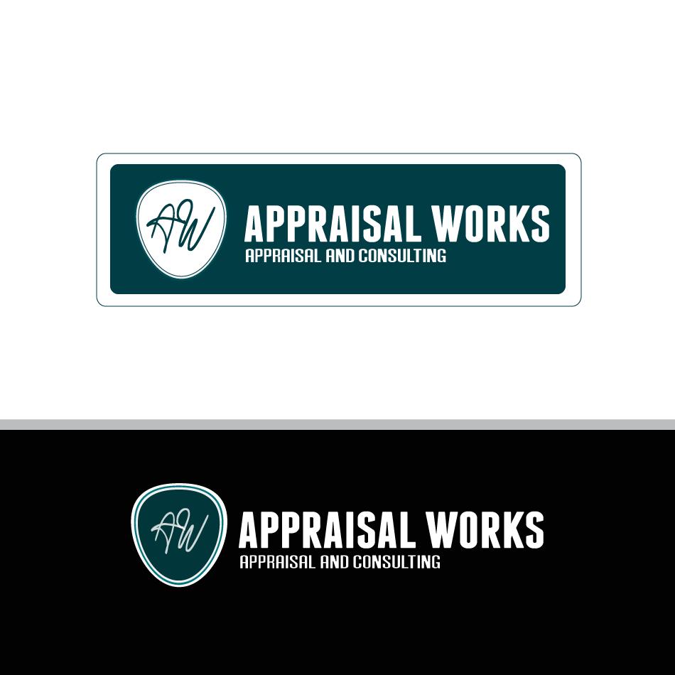 Logo Design by moonflower - Entry No. 72 in the Logo Design Contest Appraisal Works Logo Design.