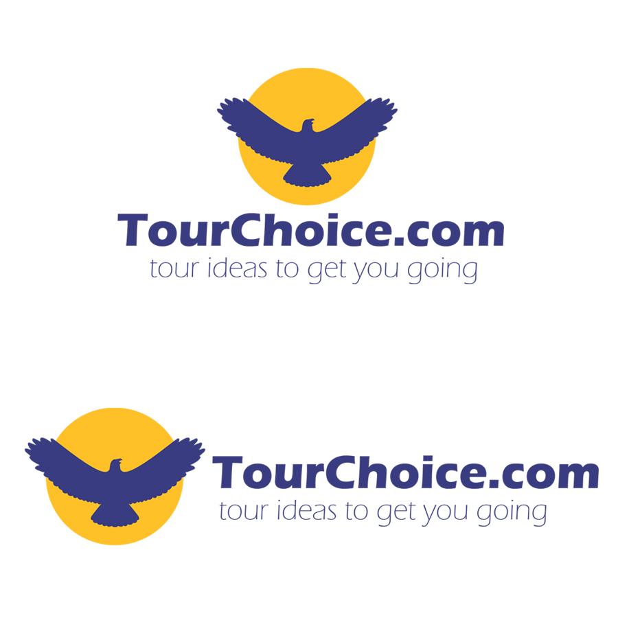 Logo Design by KoenU - Entry No. 13 in the Logo Design Contest www.TourChoice.com Logo Design.