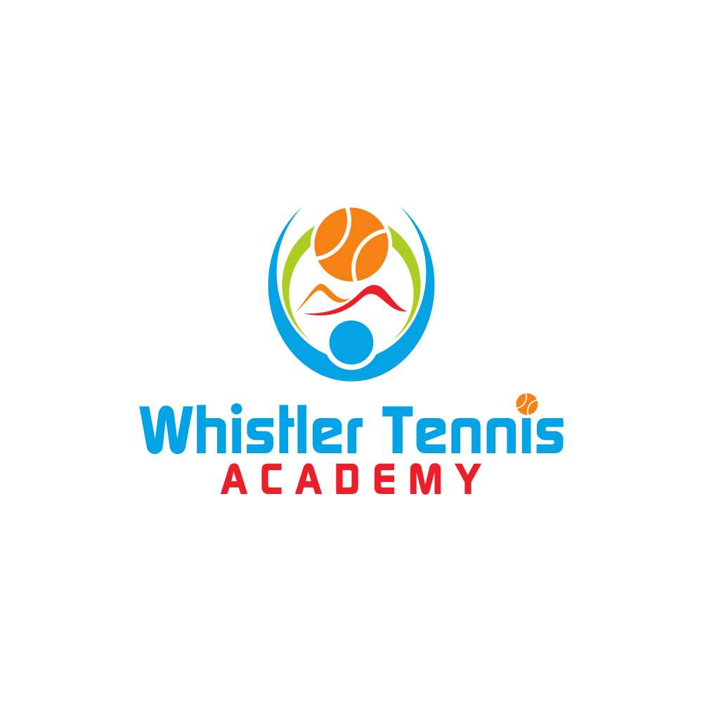 Logo Design by untung - Entry No. 133 in the Logo Design Contest Imaginative Logo Design for Whistler Tennis Academy.