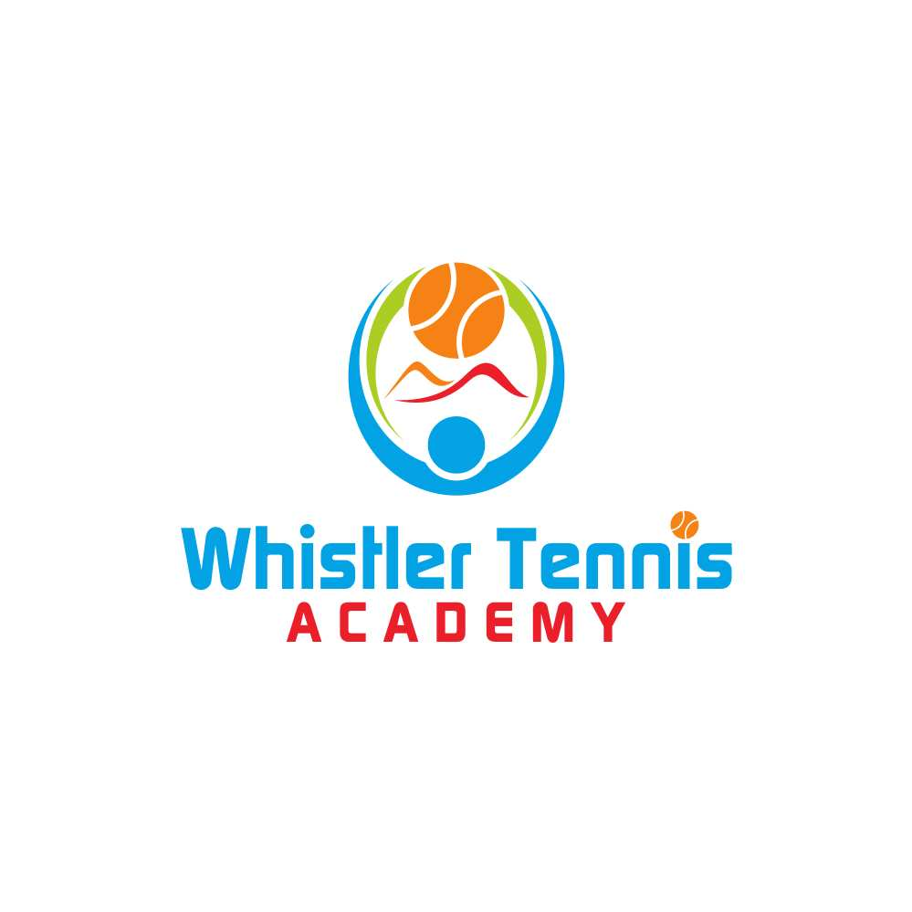 Logo Design by untung - Entry No. 134 in the Logo Design Contest Imaginative Logo Design for Whistler Tennis Academy.