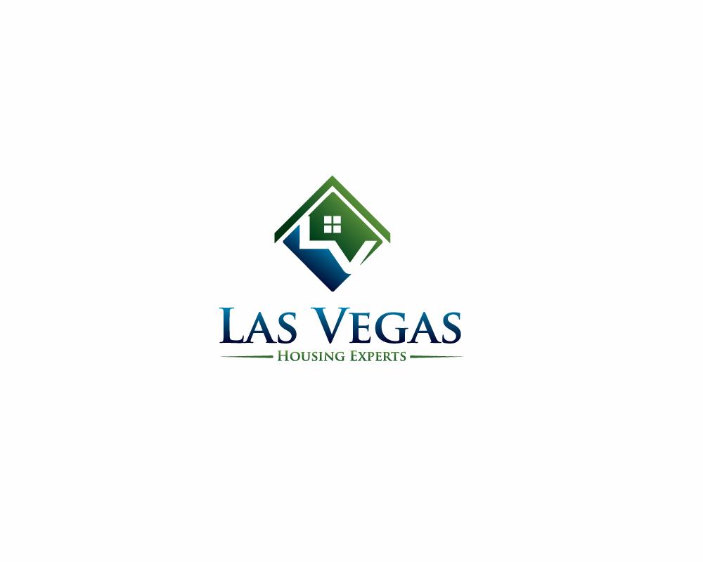 Logo Design by roc - Entry No. 21 in the Logo Design Contest Las Vegas Housing Experts Logo Design.
