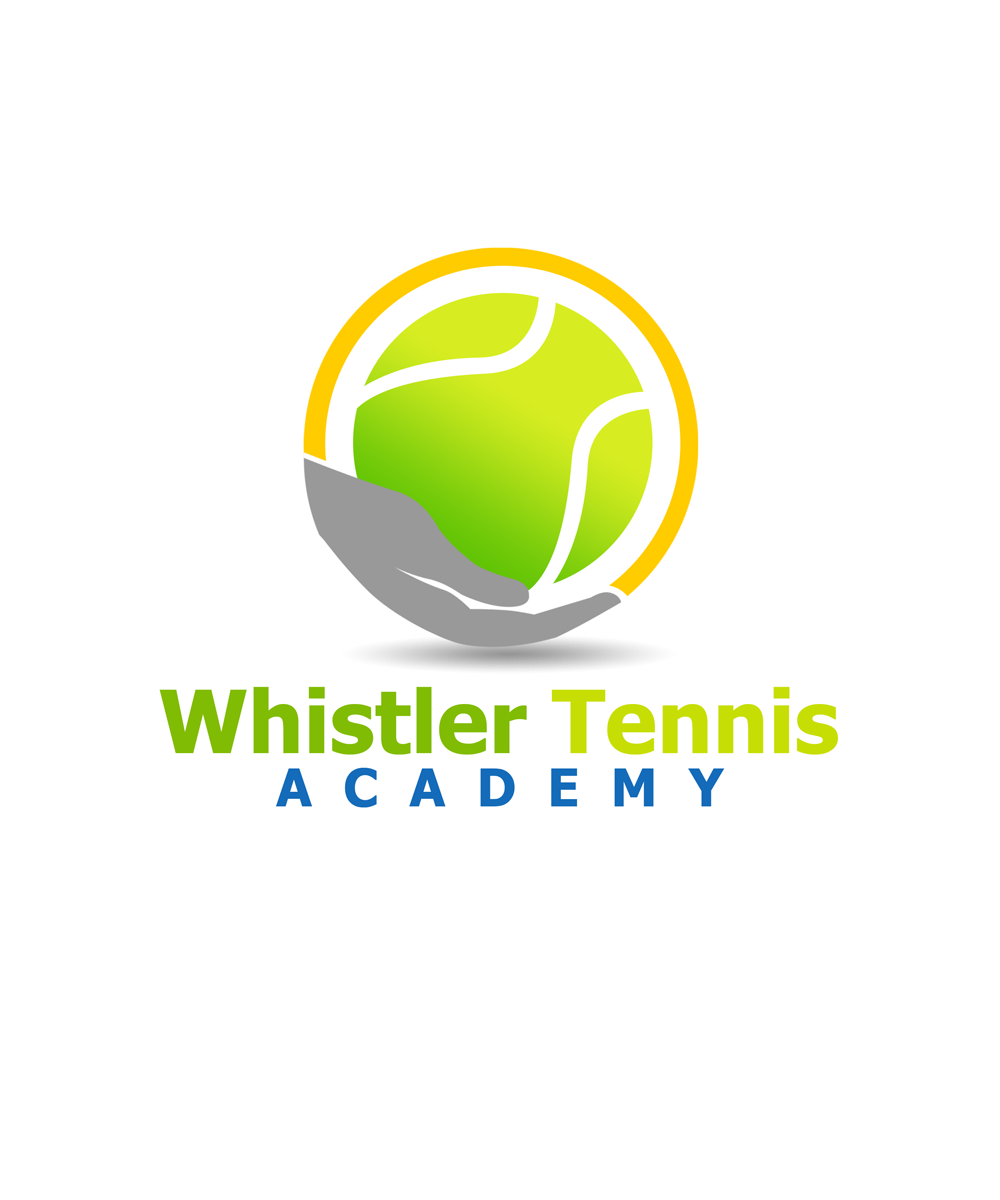 Logo Design by Private User - Entry No. 135 in the Logo Design Contest Imaginative Logo Design for Whistler Tennis Academy.