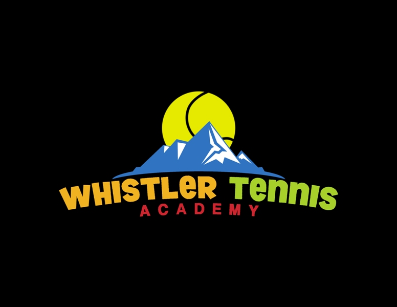Logo Design by Juan_Kata - Entry No. 141 in the Logo Design Contest Imaginative Logo Design for Whistler Tennis Academy.