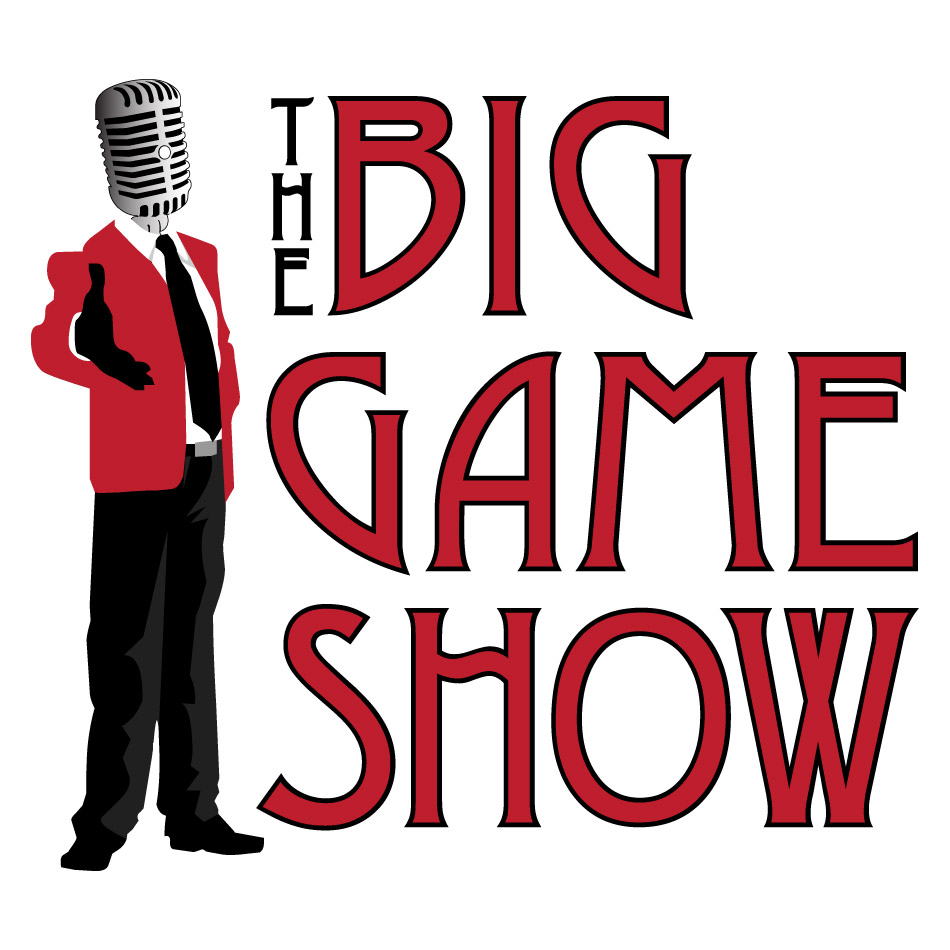 logo design contests the big game show logo design no 16 by msutowski hiretheworld. Black Bedroom Furniture Sets. Home Design Ideas